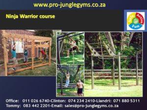 ninja warrior courses  pro jungle gyms